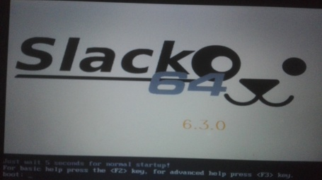 Slacko boot