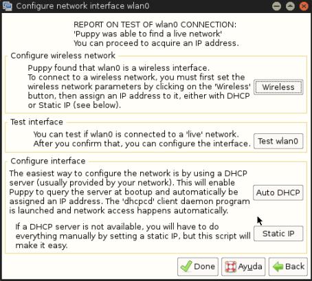 Obtener IP